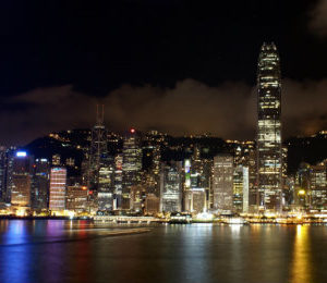 Hongkong Reise Silvester
