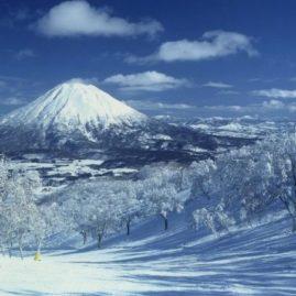 Hokkaido bis Yokohama, Berg Schnee Winter Japan Privatreise