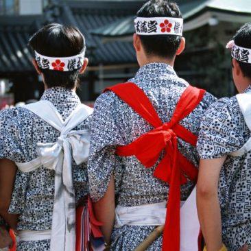leistungen Ihrer Münchina Reise Tradition Japaner Menschen