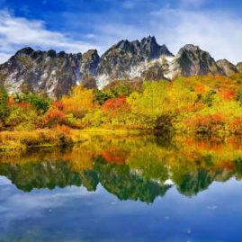 Japans Goldener Herbst Privatreise