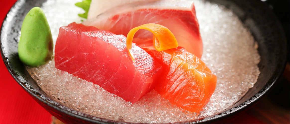 Roher Fisch - Hokkaido - Yokohama