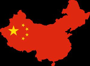Internetfreiheit und chinesische Karte