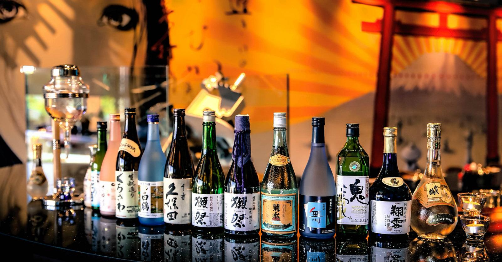 Japan besitzt eine große Auswahl an Whiskey