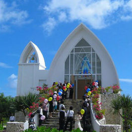 Christentum Japan Ishigaki Island Münchina