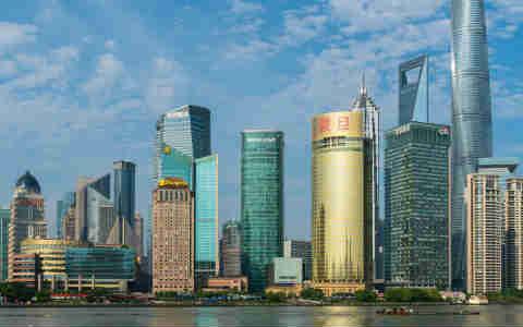 Chinareise Shanghai Peking Städtereise