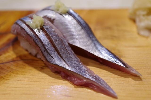 Fisch, Sushi und andere leckereien