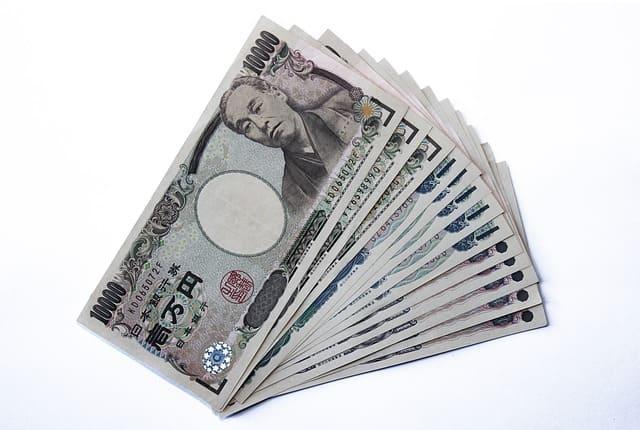 Geldscheine Japanischer Yen