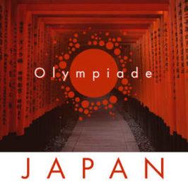10 Tipps zur Olympiade 2020 mit roten Toriis aus Kioto