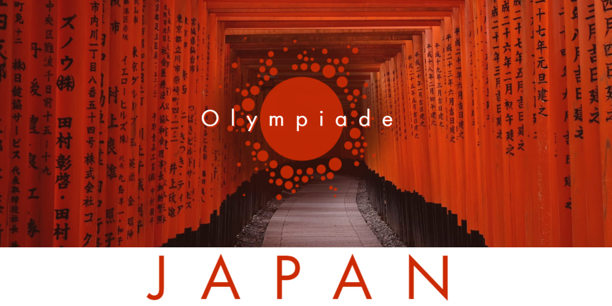 Olympiade Japan in Tokio vom  24. Juli bis 9. August 2020